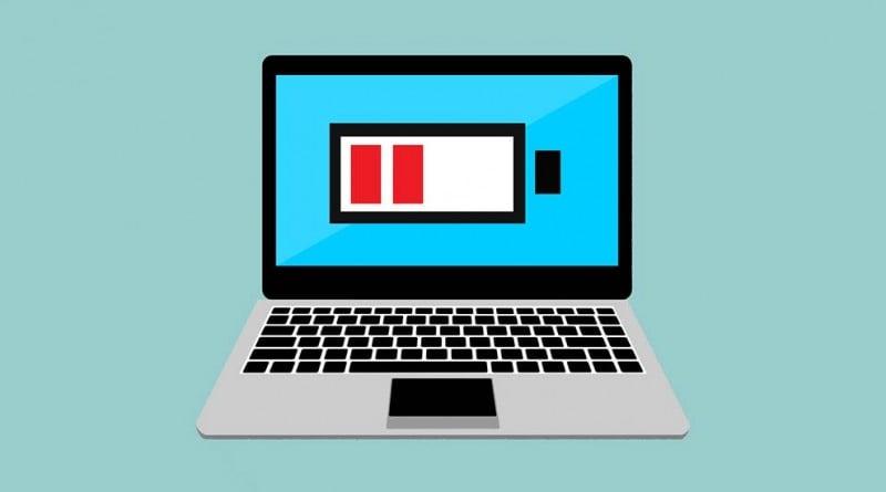 افزایش عمر و بهبود عملکرد باتری لپ تاپ - روش صحیح