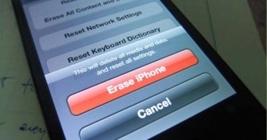 بازیابی تنظیمات کارخانه در گوشیهای آیفون | روش صحیح