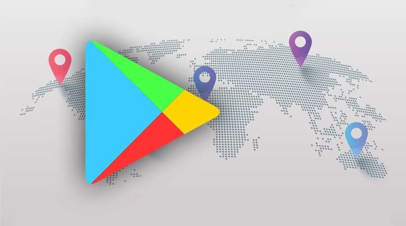 چگونه کشور یا منطقه مکانی خود را در گوگل پلی تغییر دهیم؟